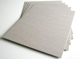 Лист картона для работы с пластилином
