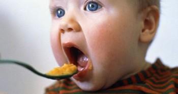 Питание малыша после года