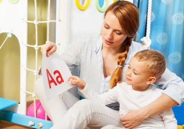Обучение алфавиту