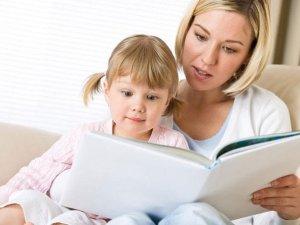 Чтение книг как помощь в обучении письму