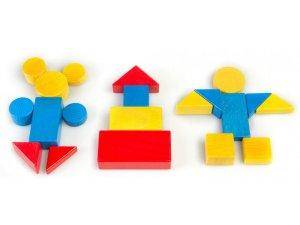 Складывание фигур из блоков в ходе игры