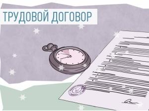 Истечение срока трудового договора