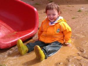 Непромокаемые штаны при сырой погоде