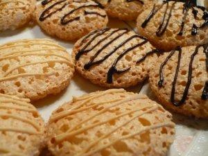 Приготовление печенья в подарок
