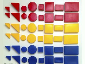 Стандартный набор блоков