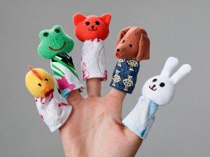Пальчиковые куклы для представлений