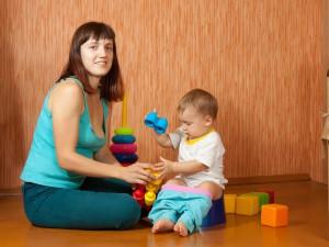 Приучение ребенка к горшку перед садиком