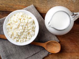 Молочные продукты для роста волос