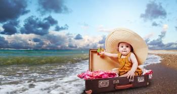 Отдых с ребенком на море