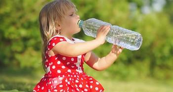 Обильное питье ребенка