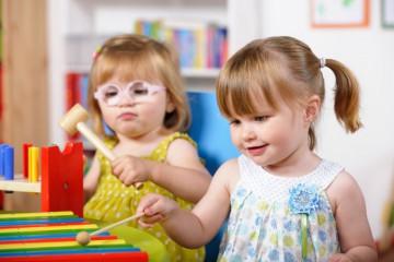 Приучение ребенка к садику