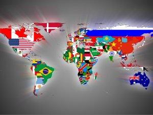 Распространенность аналогов лапты в мире