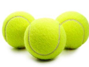 Использование теннисных мячиков для игры