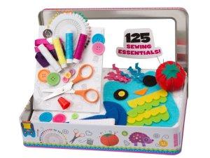 Наборы для творчества в подарок ребенку