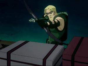 «Витрина DC: Зеленая стрела»