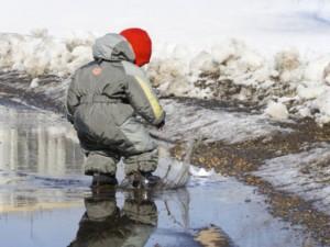 Зимние водоотталкивающие штаны