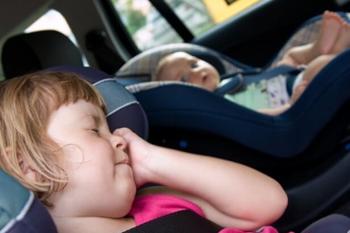 Проблема укачивания ребенка