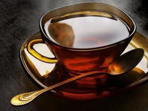 Теплый чай перед сном