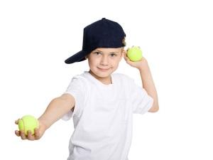 Польза бросания предметов для развития ловкости и тренировки зрения