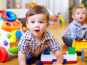 Выход ребенка в детский сад - причина плача