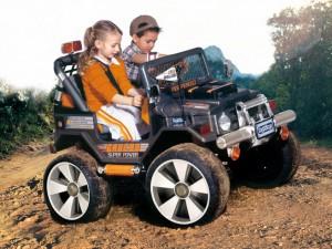 Электромобили для детей 8-10 лет
