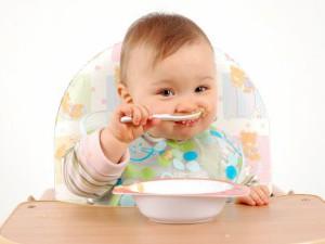 Каши - основа питания малышей