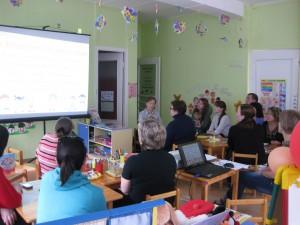 Лекции по адаптации и воспитанию ребенка на родительских собраниях