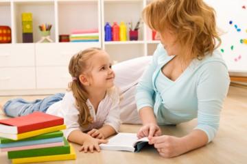 Обучение ребенка чтению и счету