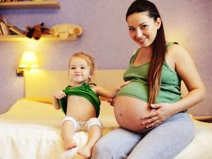 Переложение опыта заботы о первом ребенке на второго