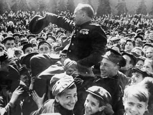 Победа в Великой Отечественной Войне 9 мая 1945 года