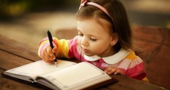 Обучение ребенка письму