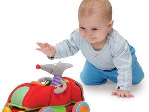 Любовь детей к играм и игрушкам