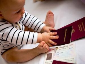 Подготовка необходимых документов для внесения в паспорт ребенка