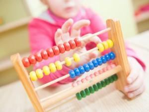 Обучение ребенка счету