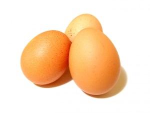 Куриные яйца для снятия сглаза